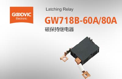 GW718B-60A/80A 磁保持继电器