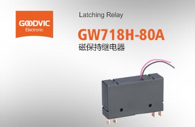 GW718H-80A 磁保持继电器