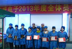 2013年员工大会